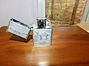 2 1996 Camel Zippo Lighter Since 1913 Turkish And Domestic Blend New In Tin..