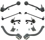 10 Pc Control Arm Bushings Sway Bar Links Ball Joints For Bmw 328i Xdrive 09-13