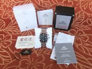 Men's Orient Ray Ss Diver's Watch 1st Gen W/ Side Pusher Self-winding Automatic