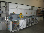 Leybold Zv6000 In Line Sputtering System / Dual Sided
