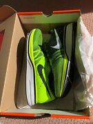 2012 Nike Flyknit Trainer+ Sz9.5 Neon Olympics Medal Stand Volt