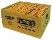 Fatwood Best For Fireplace Chimneys 100 Natural Cubic Feet 50 Pounds Topselling