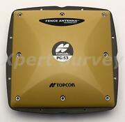 Topcon Pg-s3 Gps Geodetic Machine Control Fence Antenna 01-100301-03 Pgs3