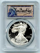 2019 S 1 Proof American Silver Eagle Limited Edition Pcgs Pr70dcam Fs Buckley O