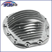 New Rear Differential Cover Finned Aluminum For Ford Pickup Excursion 6.4l