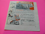 The Farm Quarterly-spring 1956-ad- Gravely/ Tractor Tires/ Honeybee/pumps 2 Off