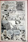 Tim Vigil Faust 1 Pg 10 Very Rare 1and039st Faust Appearance Issue + 2and039nd Jade Page