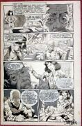 Tim Vigil Faust 1 Pg 10 Very Rare 1'st Faust Appearance Issue + 2'nd Jade Page