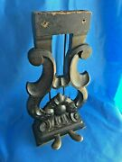 Antique Square Grand Piano Pedal Assembly Krakauer Brothers