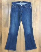 Old Navy Jeans Lowest Rise Womens Size 8 X 31 Stretch Denim Great Looking
