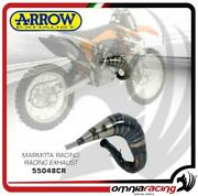 Arrow Exhaust / Expansion All-road 2t For Ktm 125 Sx 2t 2008/2011