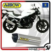 Arrow Exhausts Street Thunder Titanium Approved Hyosung Comet Gt 250 2001/2015
