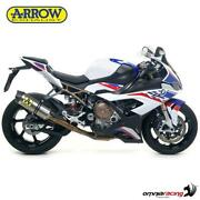 Arrow Full Exhaust Competition Full Titanium And Collectors Bmw S1000rr 2019/