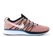Nike Flyknit Trainer+ Multicolor Sz9us Zoom Air Men's 532984-014 New Very Rare