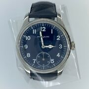 New Rare 1858 Automatic Stainless Steel Watch 113702