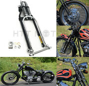 20 2 Under Springer Front End With Axle Kit For Harley Chopper Bobber Arched Ch