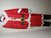Briefly/statedmanand039ssanta/claus/suit Hat Xl Brand/new Mens