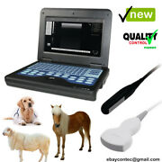 Portable Veterinary Ultrasound Scanner Vet Diagnostic Machine Rectal And Convex,us
