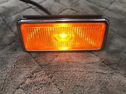 Fiat 124 Spider Front Side Marker Light Oe-used