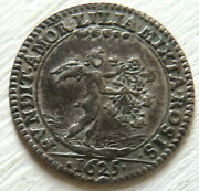 Charles 1 Marriage To Henrietta Marie Cast Silver Medal 1625
