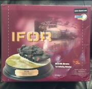 Dragon Ifor M1a1ha Abrams 1st Infantry Division Big Red One 1/72 Diecast Tank