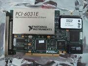 National Instruments Ni Pci-6031e High Resolution Multifunction I/o Dhl Free