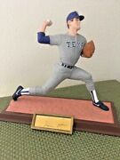 Nolan Ryan Hand Signed Autograph Limited Edition Sports Impression Texas Rangers