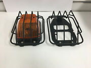 Mercedes G-class W460 W461 W463 Indicator Lights Guards, Grilles, No Drilling