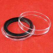 100 Air-tite X6deep 38mm Ring Coin Holder Capsules For 2 Oz High Relief Coins