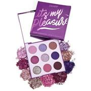Itand039s My Pleasure Colourpop 9 Purples Metallic Eyeshadow Palette
