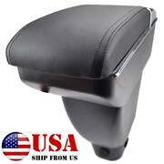For Toyota Bb Scion Xb Duel Central Console Armrest Storage Compartment