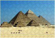 Pyramids Egypt History A4 Jigsaw Puzzle Birthday Christmas Gift Can Personalise