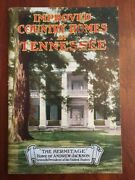 Rare 1928 Improved Country Homes In Tennessee, Hermitage, Andrew Jackson Home Tn
