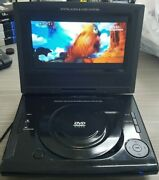 Infinity Dvd /video Portable Player Sd Card Usb Mmc Ms Card Reader Picture Disc