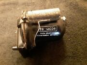 Vintage 1930and039s 1940and039s 41 Ford Ignition Coil 6 Volt 78-12036