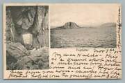 Torghatten Norwaynordland Antique Norge Bronnoystamp Cover To Nyc 1905
