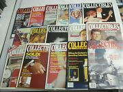 16 Collectibles Illustrated Magazines Elvis, Kennedys, Railroad, Cars, Aviation