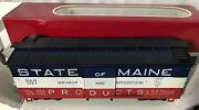 Lgb 4067-k 01 State Of Maine Limited Edition Freight Car G Guage In Box