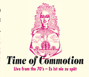 Time Of Commotion Live From The 70and039s - Es Ist Nie Zu Spandaumlt Cd