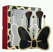 Sephora Collection Disney Beauty Minnie Mouse Brush Up On Glamour Set New In Box