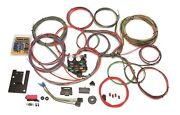 Painless Wiring 20107 21 Circuit Classic Tri-five Chevy Chassis Harness
