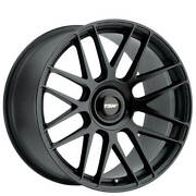 4 20 Staggered Tsw Wheels Hockenheim-t Double Black Forged31