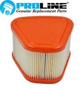 Prolineandreg Air Filter For Briggs And Stratton 595853 597265 115p02 115p05 123p02
