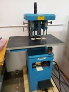 Challenge Eh-3a Three Spindle Drill In Good Condition