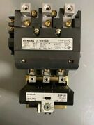 Siemens 14is†32a Starter Size 3.5, 115a Max. Dual Voltage Coil, 190-480v, Esp100