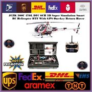Jczk 300c 470l Dfc 6ch 3d Super Simulation Smart Rc Helicopter Rtf With Gps One