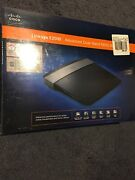Cisco Linksys E2500 N600 Dual-band Home Wi-fi Wireless Internet Router New Box