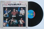 The Antiques Experience Peter Fernandez Signed Latin Miami Band Promo Lp Record