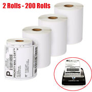 4x6 220 Thermal Shipping Labels 4x6 Compatible 1744907 Dymo 4xl Label Writer