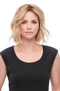 Easipart French Xl By Jon Renau Remy Human Hair Topper 8 12 Or 18 New